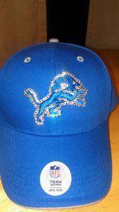 Men's Detroit Lion's Hat