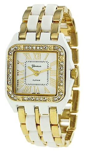Gold-tone-fashion-watch