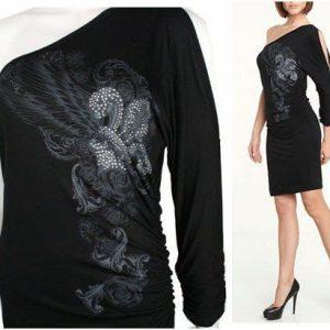 Black-dress-off-shoulder